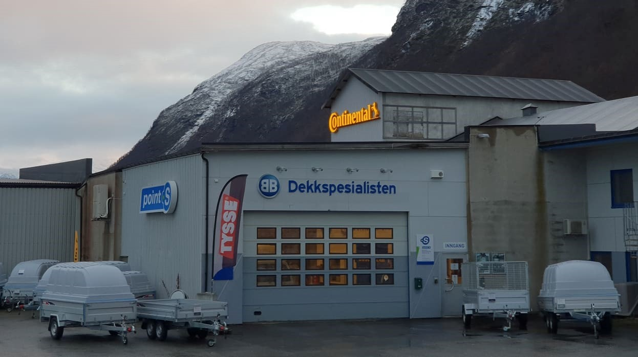 BB Dekkspesialisten Narvik AS